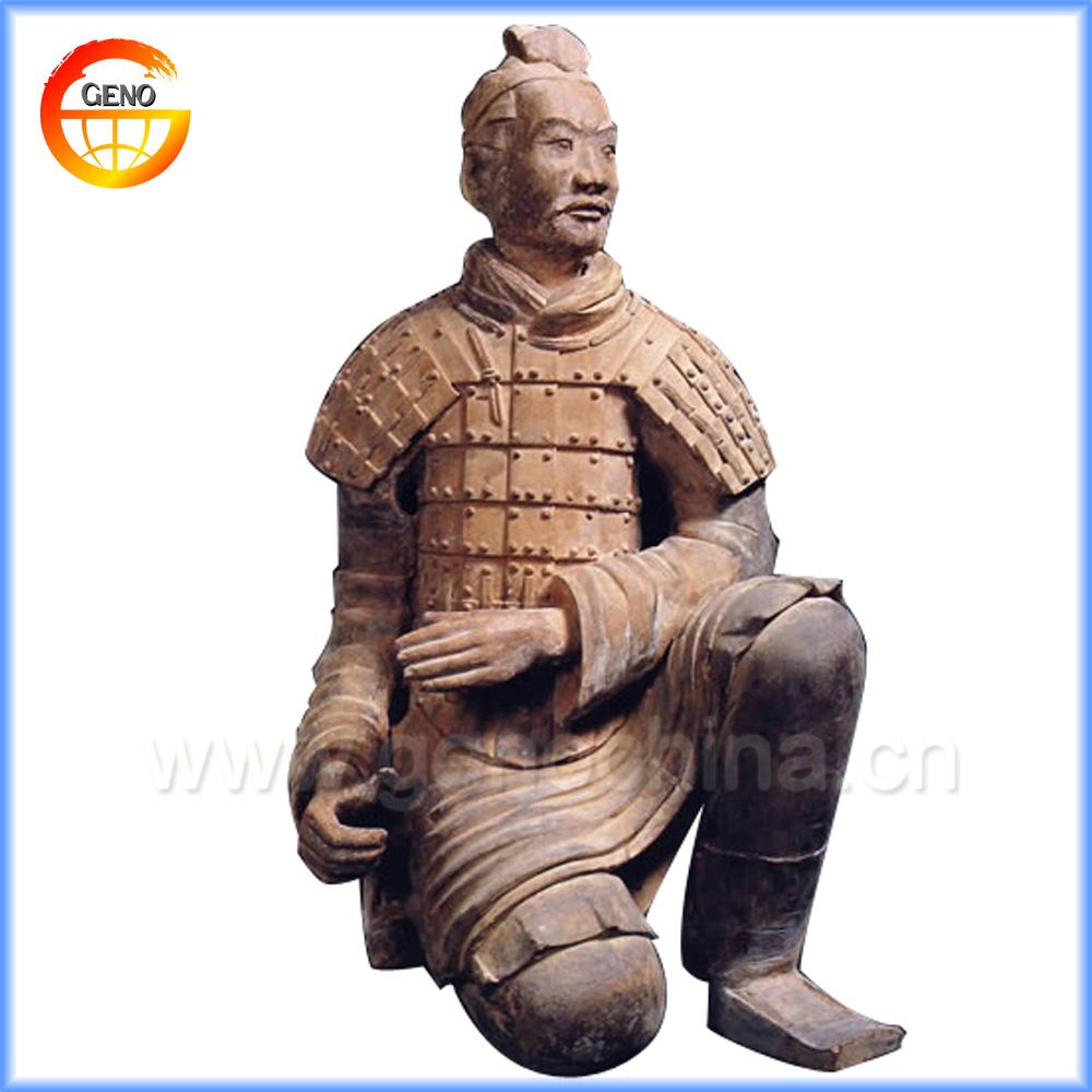 Hot Sales Terracotta Warrior Garden Statue For Resin Warrior Buy
