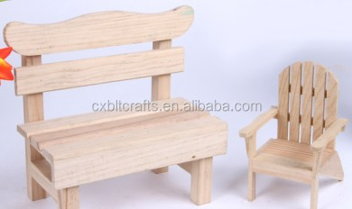 Wooden Chair Crafts Wooden Thing