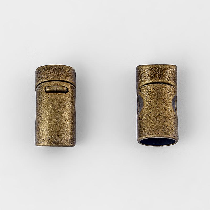 Nunca nunca renunciar a encanto plata tibetana antiguo//Colgante 20mm 5 encantos Crafts