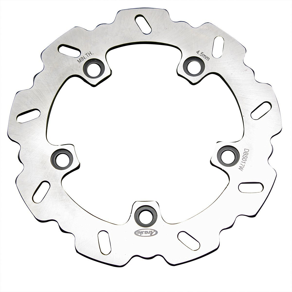 Get quotations · neverland rear brake disc rotor for suzuki burgman an 250 1998 2002 an 400 99