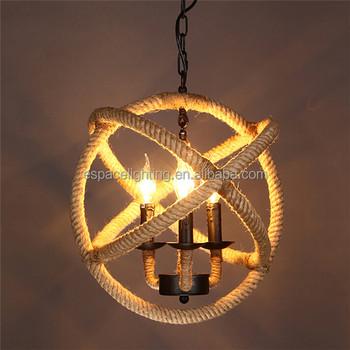 pendant lighting rope # 31