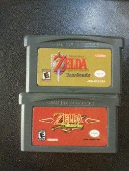 Free Dhl Shipping For The Legend Of Zelda Games For Gba A Link To     Free DHL Shipping for The Legend of Zelda Games for GBA A Link to The Past