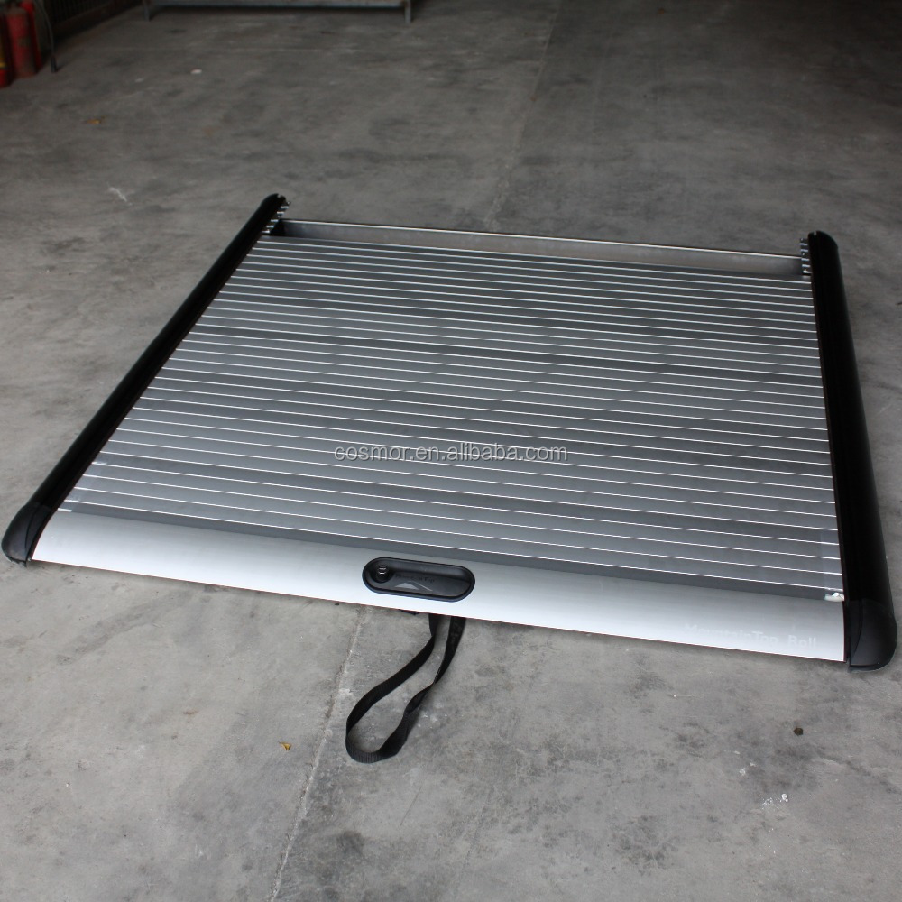 Aluminum Roll Tonneau Cover For Pick Up Truck Buy
