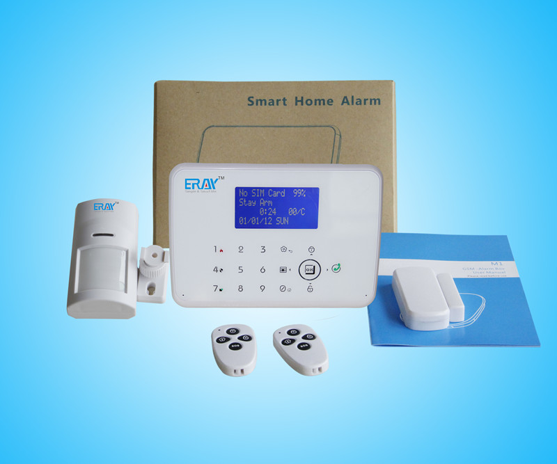 Radio Wireless Security Shack System