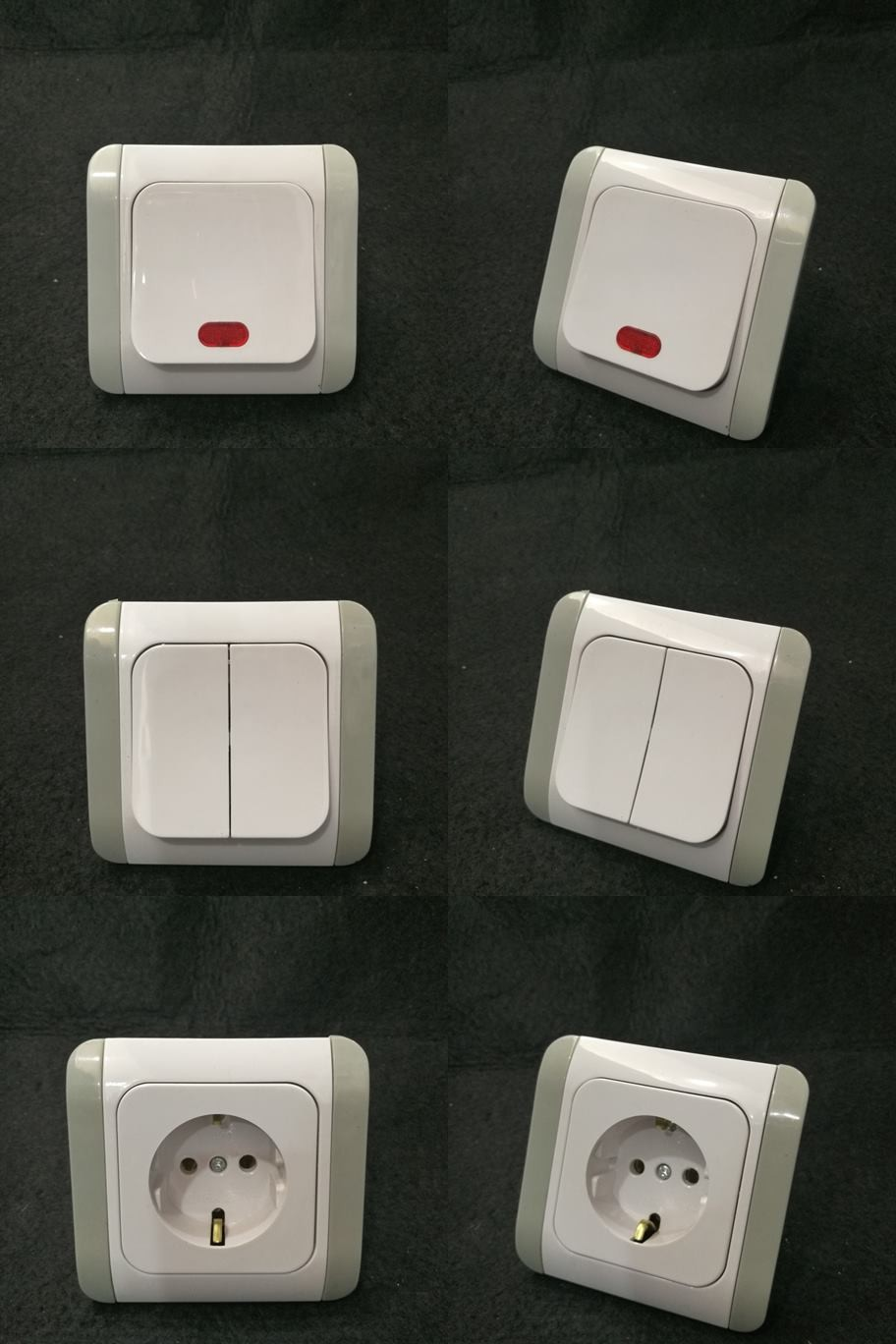 Knife Electrical Switches Types