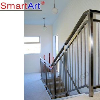 Aluminum Stair Stringer Metal Stairs Railing For Sale Buy   Aluminum Stair Railings Interior   Wood   Decorative   Curved Metal   Copper   Cable