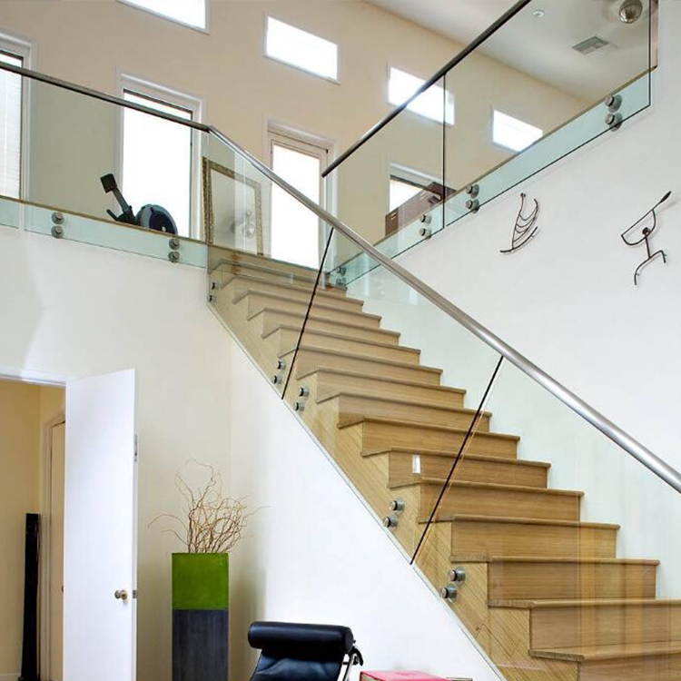 Low Price Cost Glass Stair Railing Cost Stainless Steel Railing | Steel Railing For Stairs Price | Fancy | Iron Work | Ss Handrail | Cheap | Inside