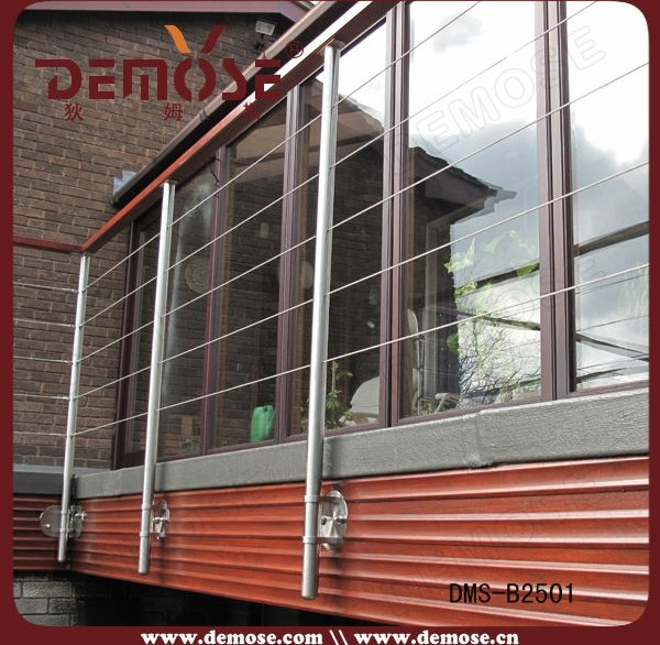 Portable Stainless Steel Stairs Railing Designs In India | Portable Stairs With Railing