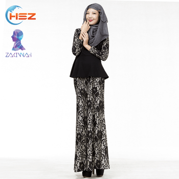 Model Baju Renda Abaya 30