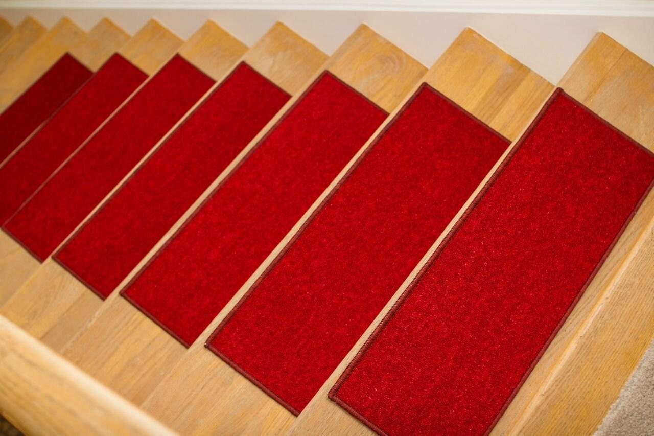 Buy Gloria Rug Skid Resistant Rubber Backing Gripper Non Slip   Non Skid Carpet Stair Treads   Stair Runner   Bullnose Carpet   Flooring   Adhesive   Amazon