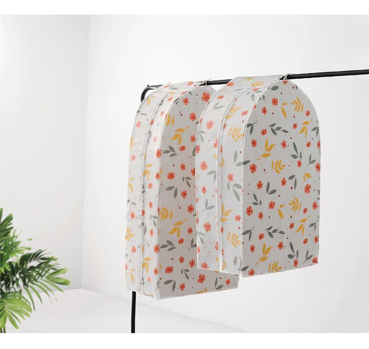 Peva ou nylon oxford vêtements costume vêtement couvre protecteur sacs poussière preuve
