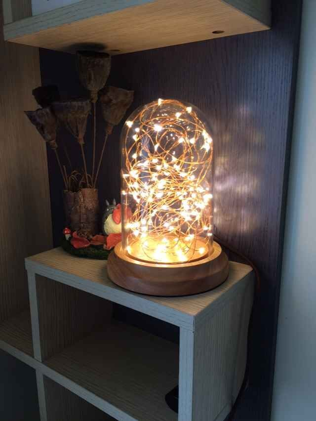 Factory Direct Sales Glass Cloche Glass Bell Jar With