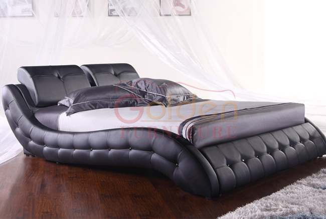 Alibaba Hot Sale Bad Room Furniture Design With Tv 1031