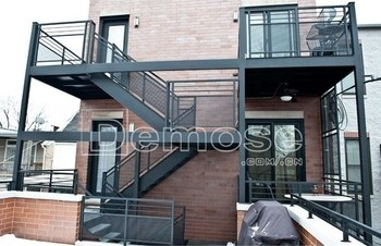 Outdoor Steel Metal Stairs Composite Stair Treads Buy Outdoor   Outdoor Composite Stair Treads   Stone   Framed   Outside   Ready Made   Blocking