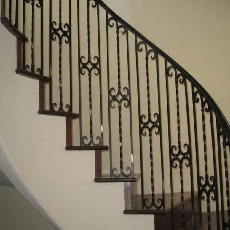 Top Selling Modern Wrought Iron Handrail Stair Railing Buy | Buy Handrails For Stairs | Stair Systems | Wrought Iron Balusters | Wood | Stair Treads | Lj Smith