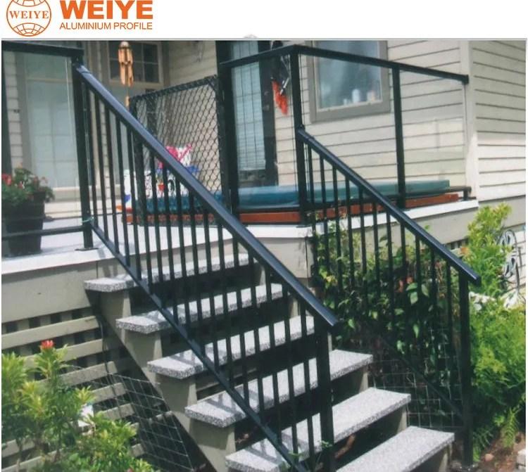 2020 Singapore Aluminium Railing Interior Stair Railings Stair | Aluminum Stair Railings Interior | Wrought Iron | Iron Staircase | Cable | Outdoor | Handrail