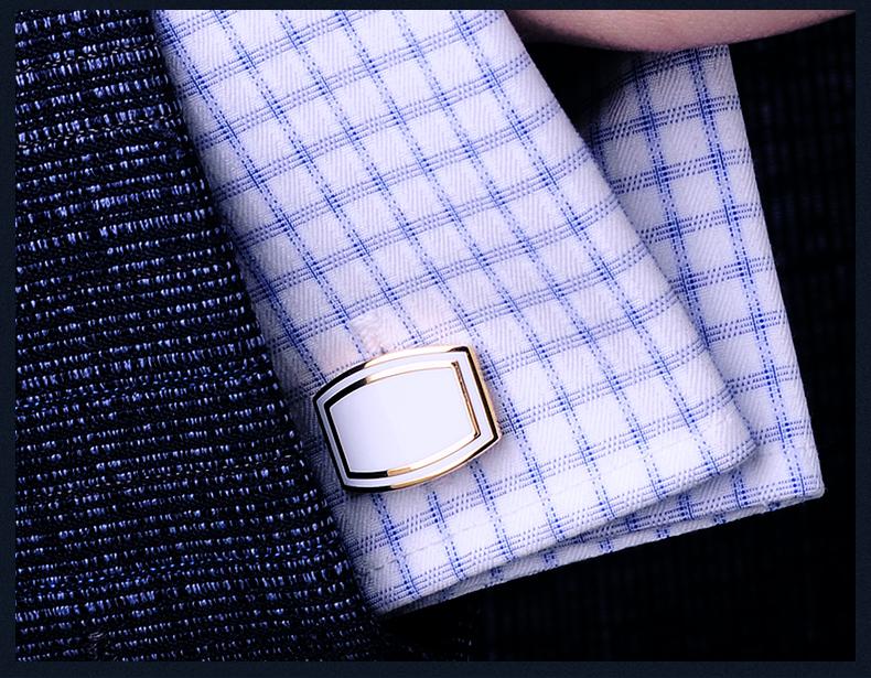 taille  20.5mm   14mm cadeau  boutons de manchette chiffon de nettoyage  paquet  emballage indépendant en PP sacs en plastique pour éviter de zéro 5534334ef5a