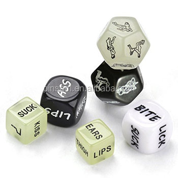 Best Selling Polyhedral Colorful Sex Toys Gay Porn Dice For Game     Best Selling Polyhedral Colorful Sex Toys Gay Porn Dice For Game