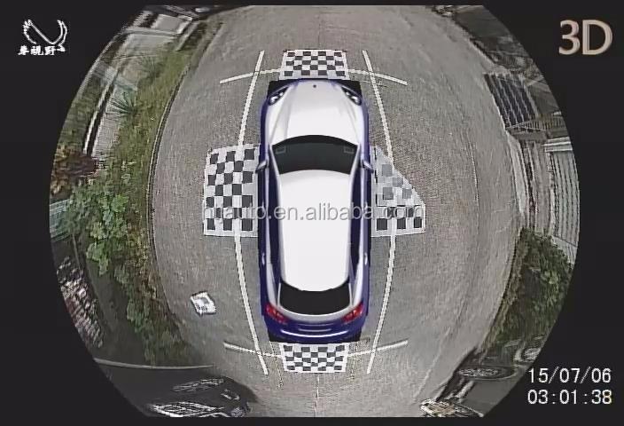 Angle Wide Camera Security