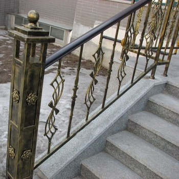 Top Selling Modern Wrought Iron Handrails Outdoor Stair Covering   Outdoor Wrought Iron Stair Railing Near Me   Ornamental Iron   Front Porch Railings   Railing Steel   Custom   Railing Designs
