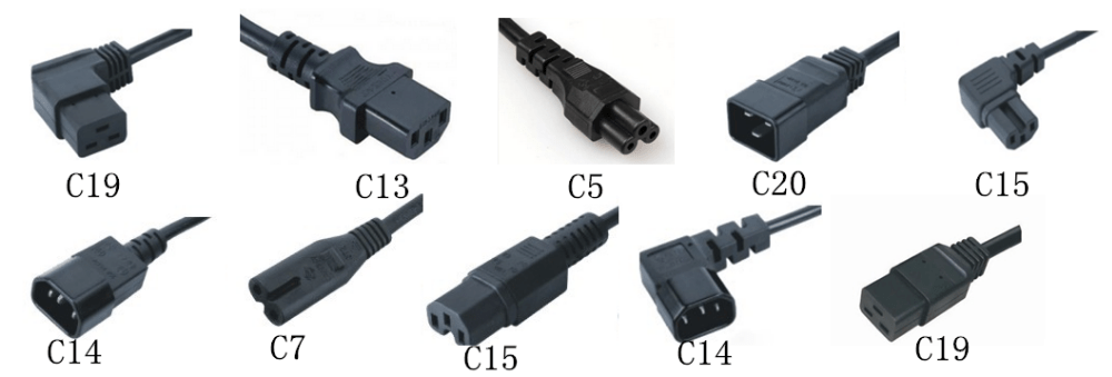 C5 Mickey Mouse Iec 60320 Power Cord 2 5a 250v Power Cord