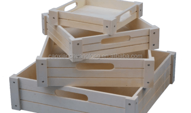 Used Wooden Fruit Boxes Wooden Thing