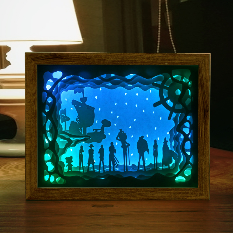 Picture Frame Light Led