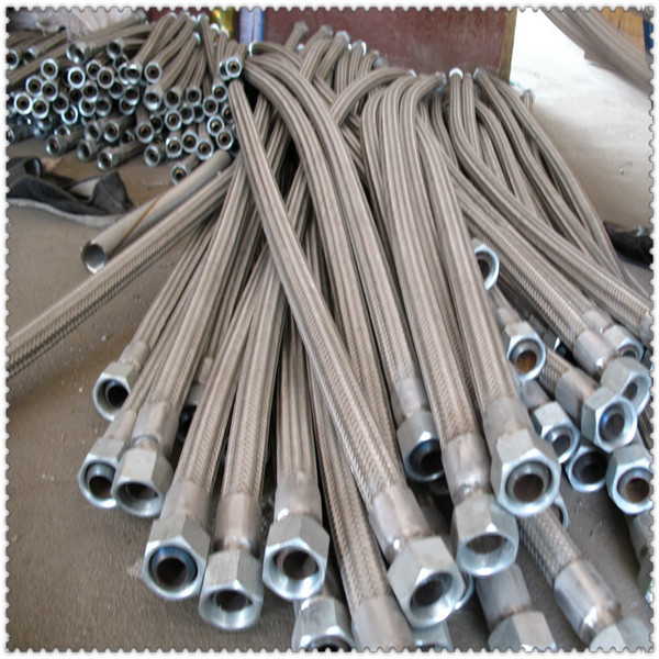 Metal Flexible Hose High Temperature Hose Stainless Steel