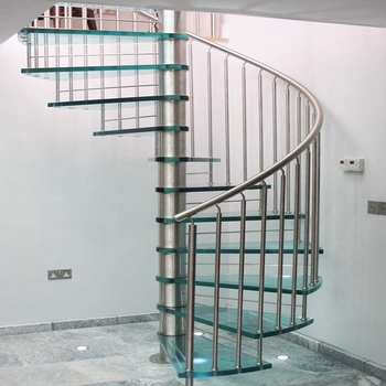 Indoor Small Diameter Metal Glass Spiral Staircase For Sale Buy   Steel Spiral Staircase For Sale   Wrought Iron   Staircase Design   Kits   Cast Iron   Stair Handrail