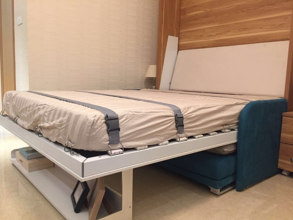 Space Saving Hidden Wall Bed Folding Wall Bed Space Saving