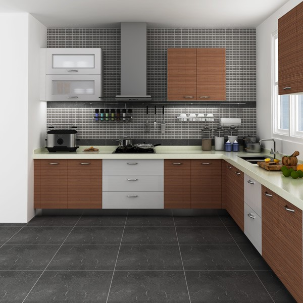 Small L Shaped Kitchen Plans