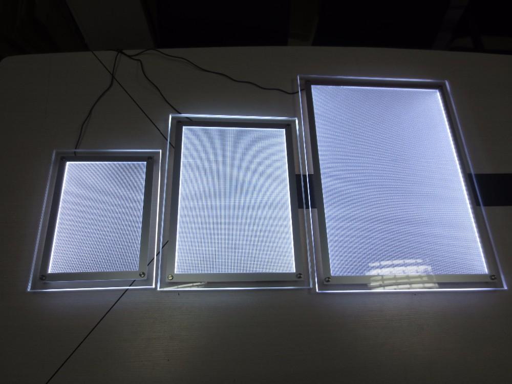 Led Acrylic Edge Lighting