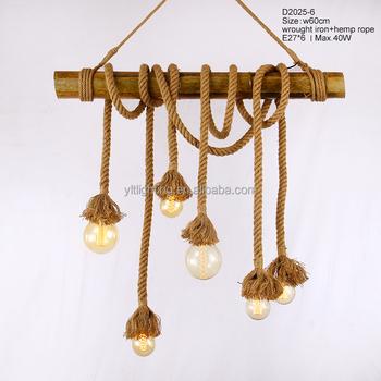 pendant lighting rope # 71
