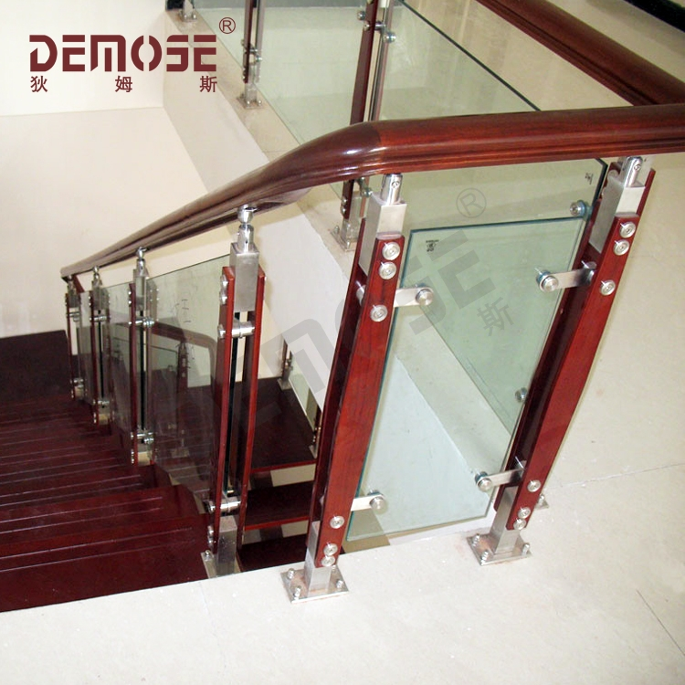 Carving Bamboo Wooden And Glass Stair Railing Buy Carving   Wood And Glass Staircase Railing   Tempered Glass   Glass Style Kerala   Rustic Glass Interior   Architectural Modern Wood Stair   Interior
