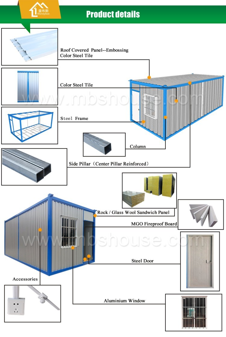 Best Kitchen Gallery: Wholesale Cheap Container Homes Construction Prefabricated Houses of Container Home Construction  on rachelxblog.com