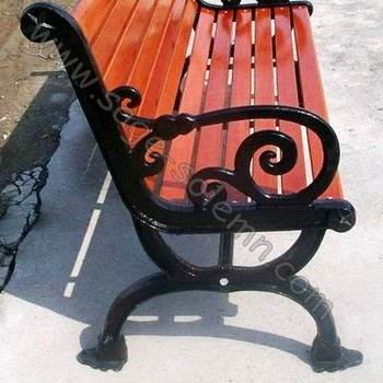 Antique Cast Iron Bench Sides Ends Legs Buy Bench