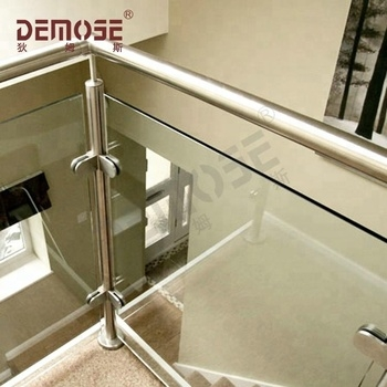 Stainless Steel Glass Railing System Home Depot Buy Outdoor   Metal Handrail Home Depot   Wood   Stair Railings   Aluminum Railing   Outdoor Handrails   Staircase