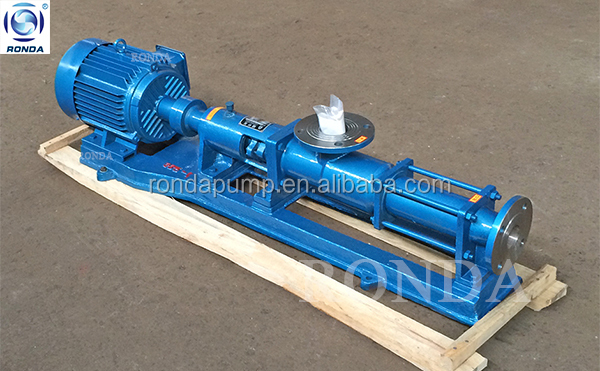 Cement Pump Progressive Cavity