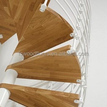 Prefinished Oak Wood Stair Treads For Spiral Stair Staircase Buy | Oak Wood Stair Treads | Hardwood Lumber | Risers | Hardwood Flooring | Solid Oak | Return