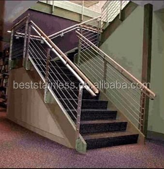 Chinese Popular Stainless Steel Balcony Railing Designs Outdoor | Stainless Steel Outdoor Handrails | Safety | Stainless Pipe | Hand Rail | Tube | Square