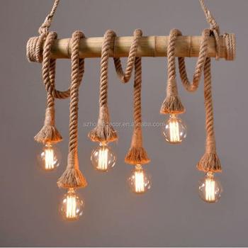 pendant lighting rope # 3