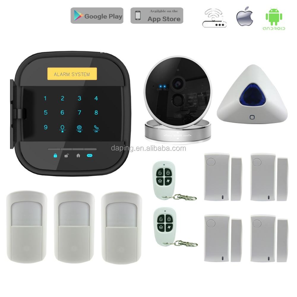 Best Kitchen Gallery: Apartment Alarm System Apartment Alarm System Suppliers And of Apartment Alarm Systems  on rachelxblog.com