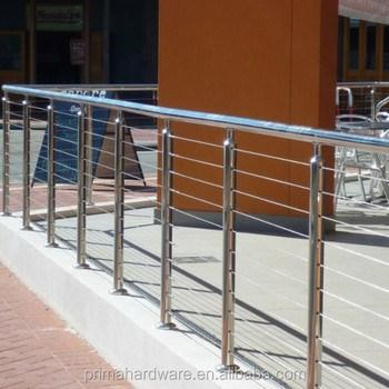 Wall Mounted Handrail Bracket Stainless Steel Handrail Buy Wall | Stainless Steel Hand Railing | Balustrade | Modern | Fabrication | Welded Steel | Stair Outdoors