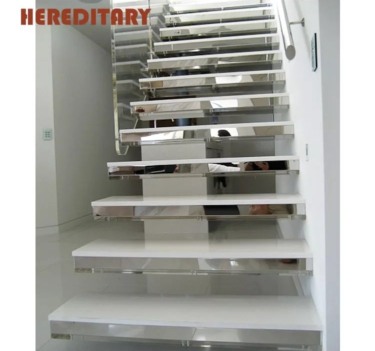 Residential Stainless Steel Tempered Glass Stairs Metal Floating | Glass For Stairs Price | Laminated Glass | Stairwell | Glazed | Outdoor | Toughened