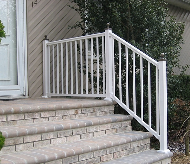 Top Selling Classic Wrought Iron Railings Outdoor View Curved | Wrought Iron Rails For Outdoor Steps | Balcony Balustrade | Staircase Railings | Front Porch Railings | Railing Kits | Rod Iron