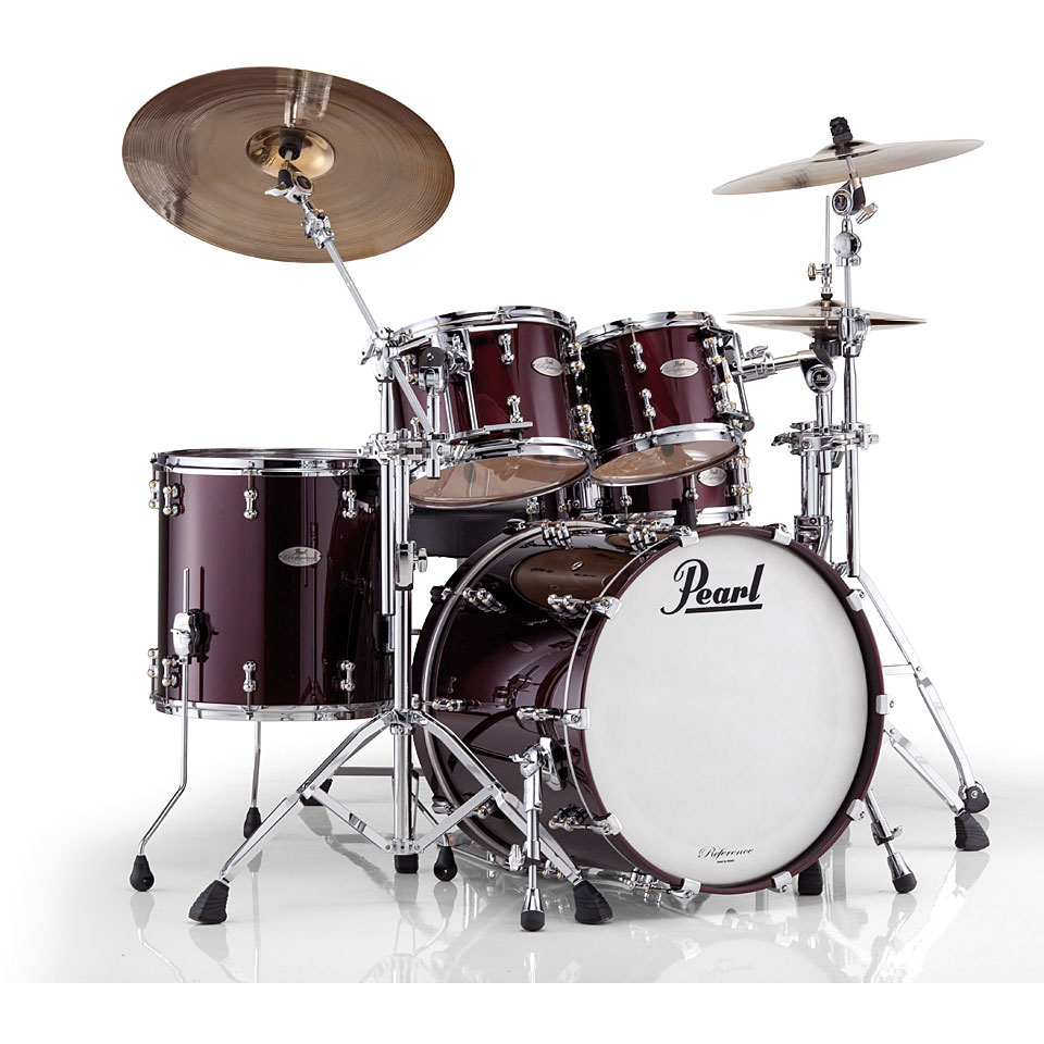 Pearl Reference Pure RFP 924XEP  335 Black Cherry      Drum Kit Drum Kit Pearl Reference Pure RFP 924XEP  335 Black Cherry