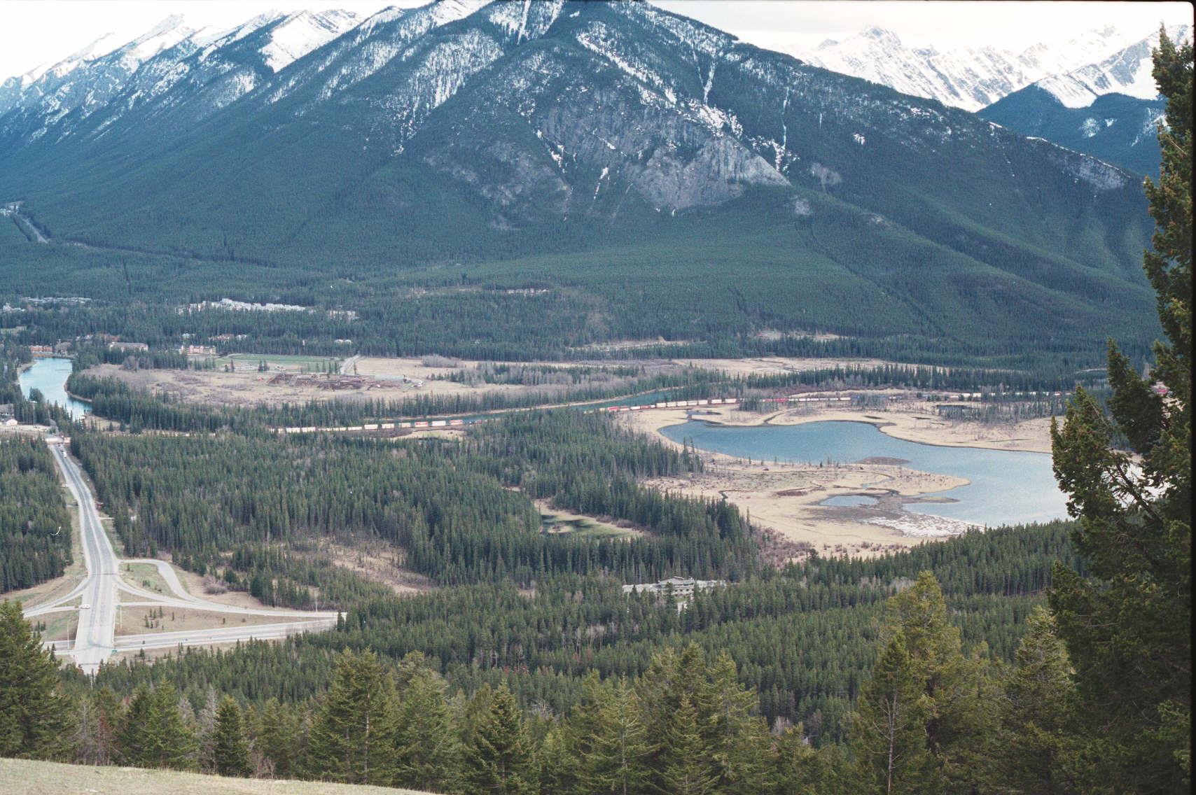 Banff Area Alberta Canada Vacation Pictures