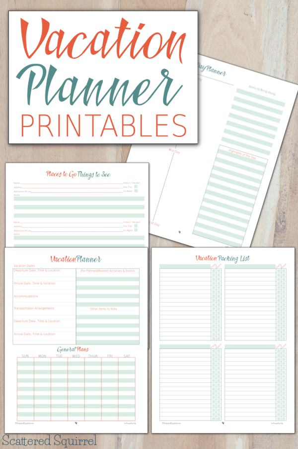 Budget Planner Free Printable Pages