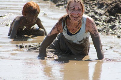 Dirty Mud Run