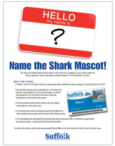 Suffolk County Community College Needs Your Help to Name ...